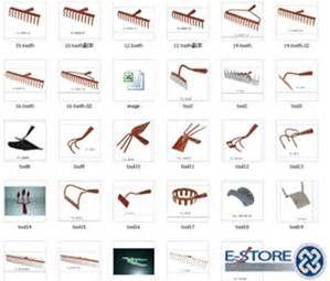 Garden Equipment List