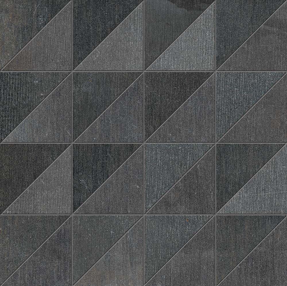All Over Dark Mosaico Designer Floor Tiles From Ceramiche Supergres All Information High Resolution Images Cads Interior Tiles Ceramics Ceramic Tiles