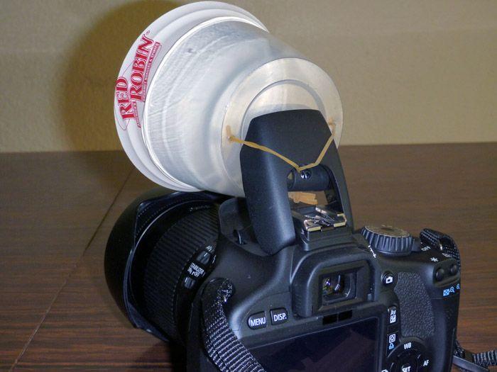 My DIY pop-up flash diffuser - Canon Digital Photography ...