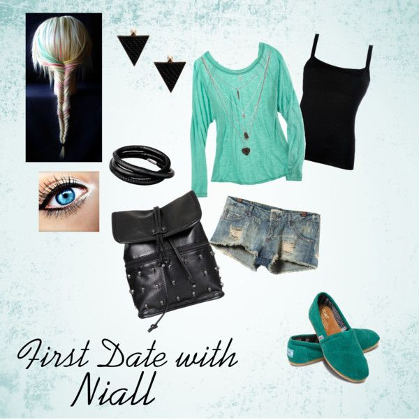 """First Date With Niall 3"" by evelyn-fiorencia ❤ liked on Polyvore"
