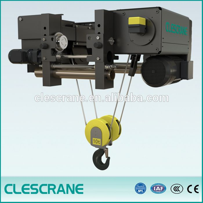 CH Series Construction Lifting Tools Electric Wire Rope Hoist For ...