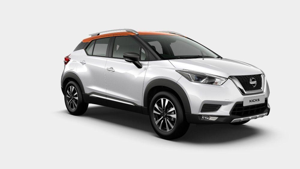 Nissan Kicks Colors New Suv India Model 11 Colors New Suv