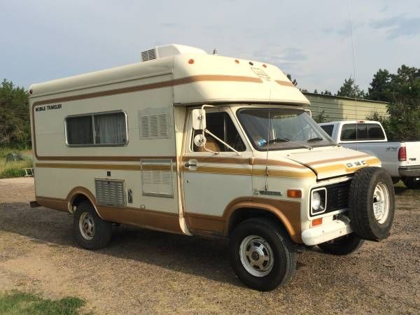 DT E-i-C Vince: This next feature is 1976 GMC Mobile