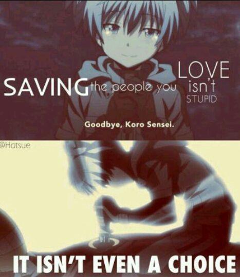 Assassination Classroom Memes  - Goodbye, Korosensei