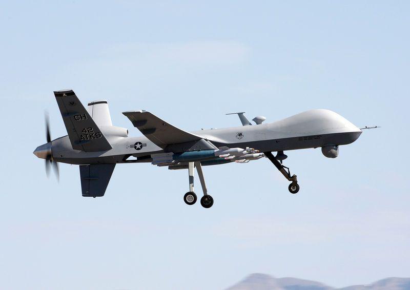 General Atomics Aeronautical Systems MQ-9 Reaper - Unmaned Combat