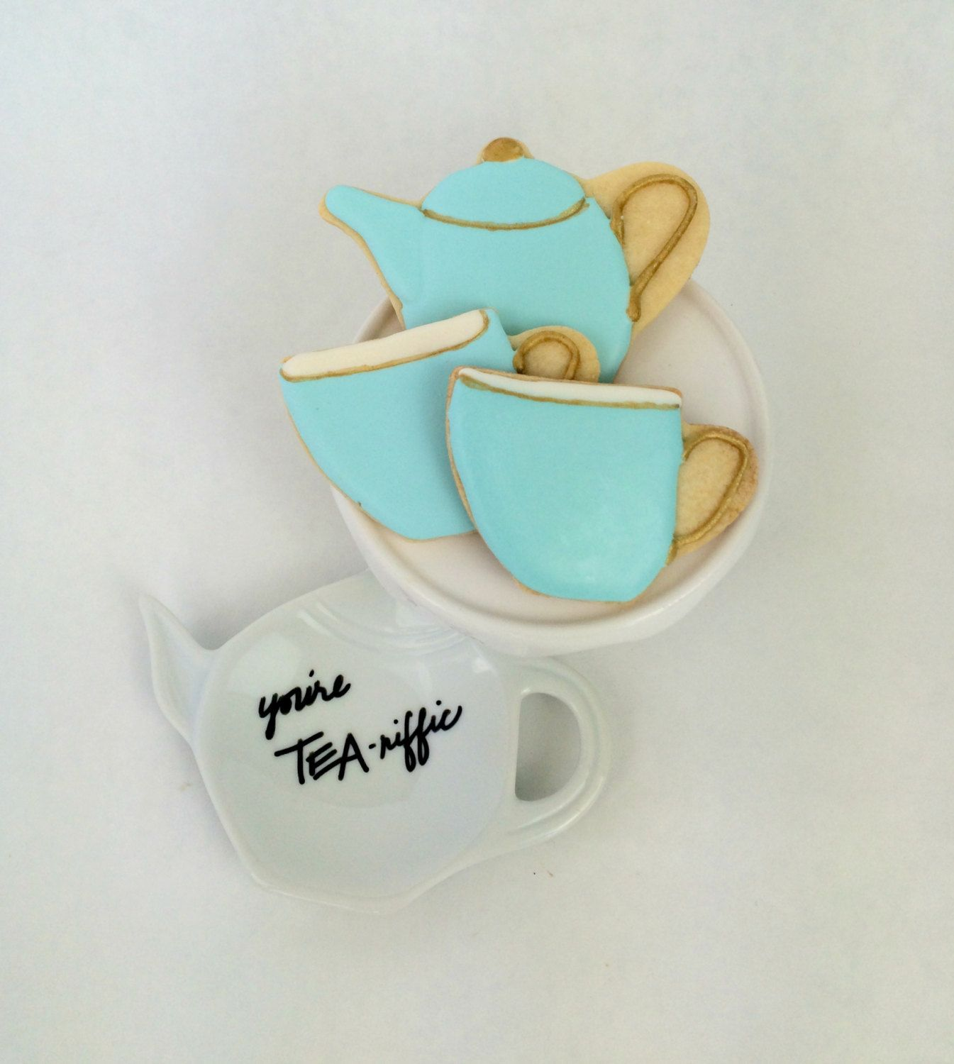 You're TEAriffic Mother's Day or Bridal Tea Gift Set