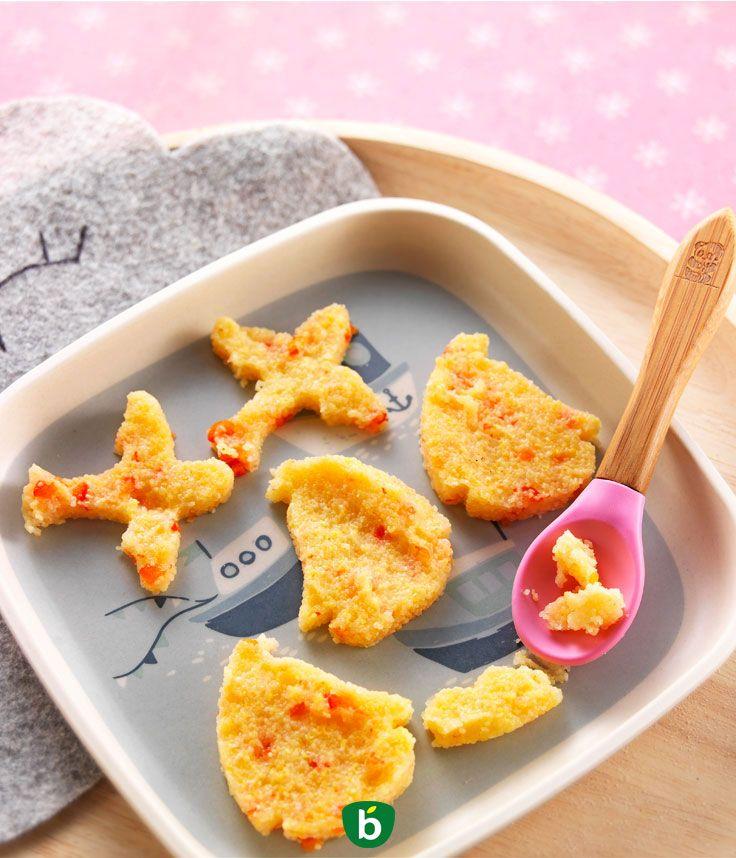 polenta aux poivrons