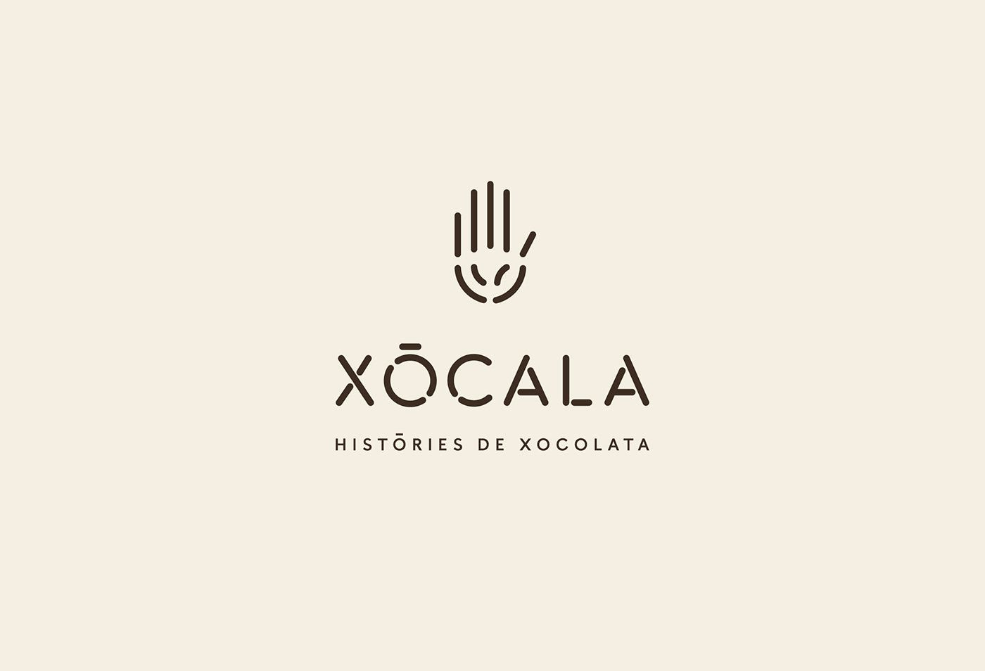 Xocala On Behance Minimalist Graphic Design Packaging Design Inspiration Graphic Design Packaging