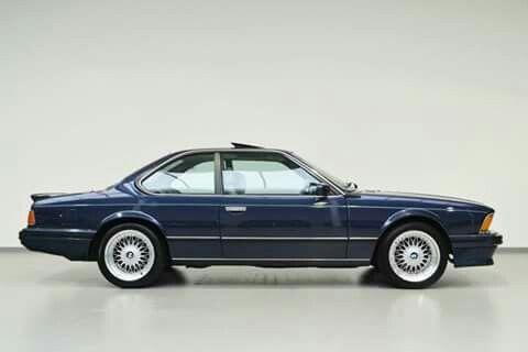 Bmw M635 Csi Bmw Alpina Bmw Coupe