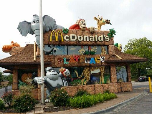 Mcdonald S Dallas Zoo Mcdonalds Texas Travel