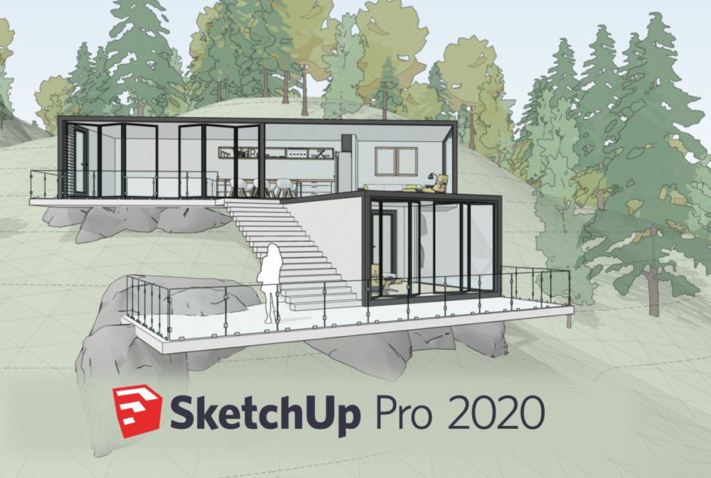 Sketchup Pro 2020 Version 20 0 Free Download This Is Offline