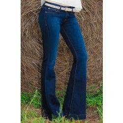 HUDSON:Ferris Flare Jeans-Wanderlust - $198.00