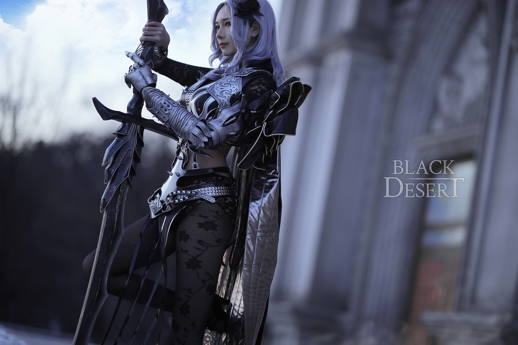 Dark Knight (Black Desert Online) by Rz cos,#Black#Knight