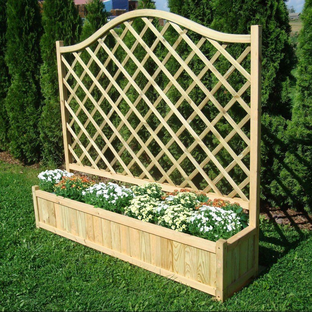 Zest Oxford Planter in 2020 Rectangular planters, Garden