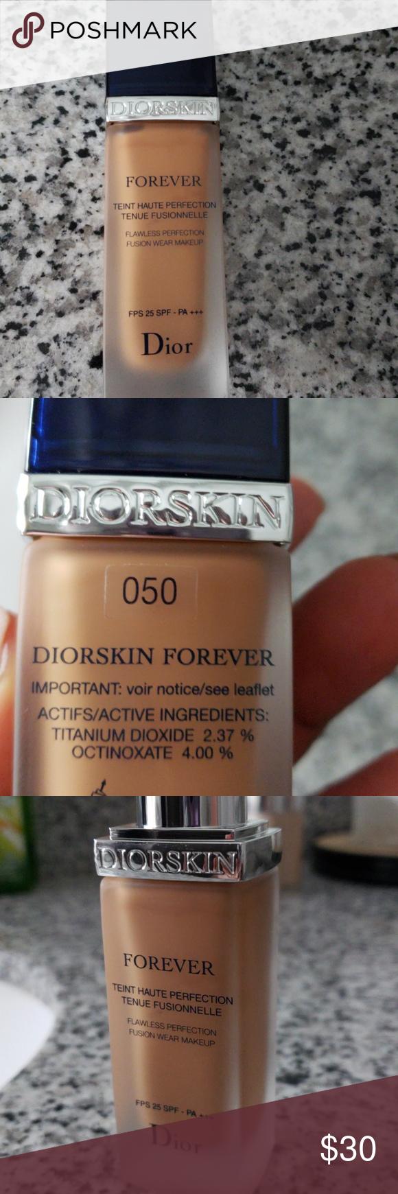 Diorskin Forever foundation Dior makeup foundation
