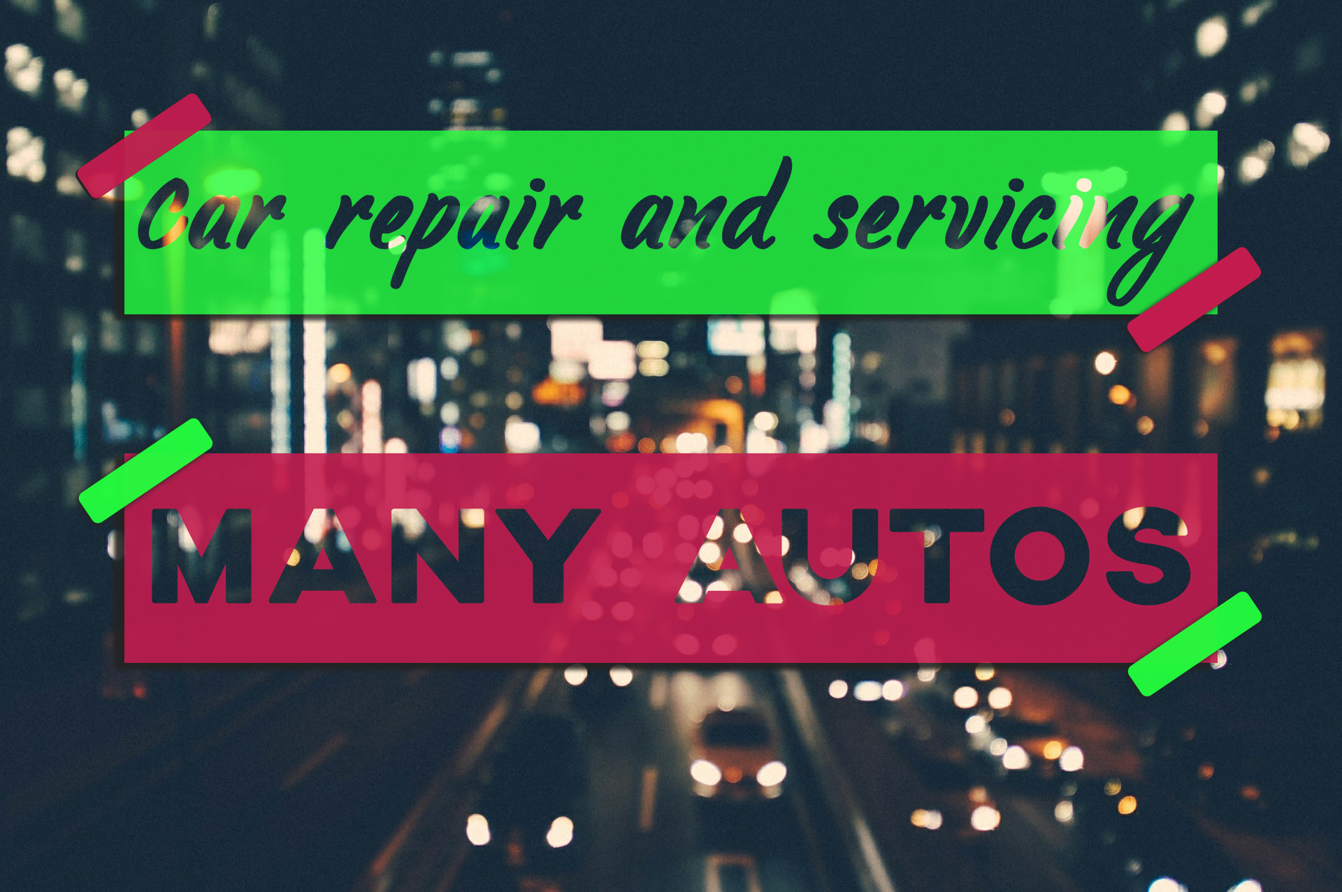 Car solutions at Many Autos. We offer car repair and
