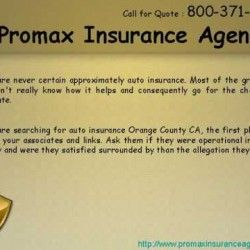 Auto Insurance Orange County Visual Ly Car Insurance