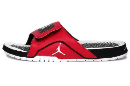 14cf4841cb7a Nike Air Jordan Hydro 4 (IV) Premium Sandal Slides « Shoe Adds for your  Closet