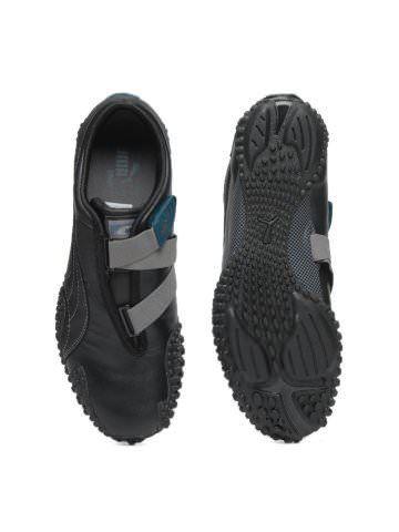 Puma Men Black Mostro Casual Shoes