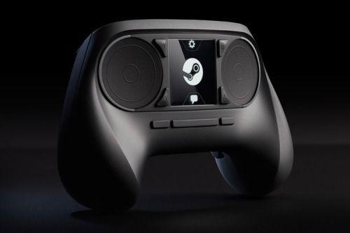 """Steam"" Controller by Valve"