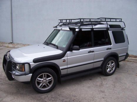 Land Rover Discovery Series Ii Roof Racks Voyager For