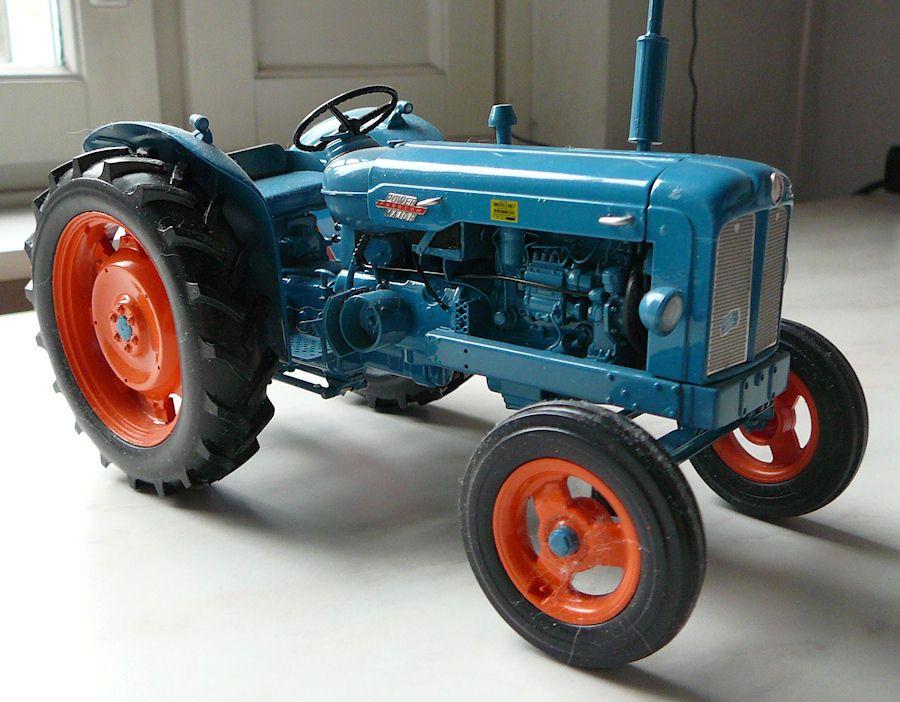 Fordson Power Major Tractors Vintage Tractors Antique Tractors