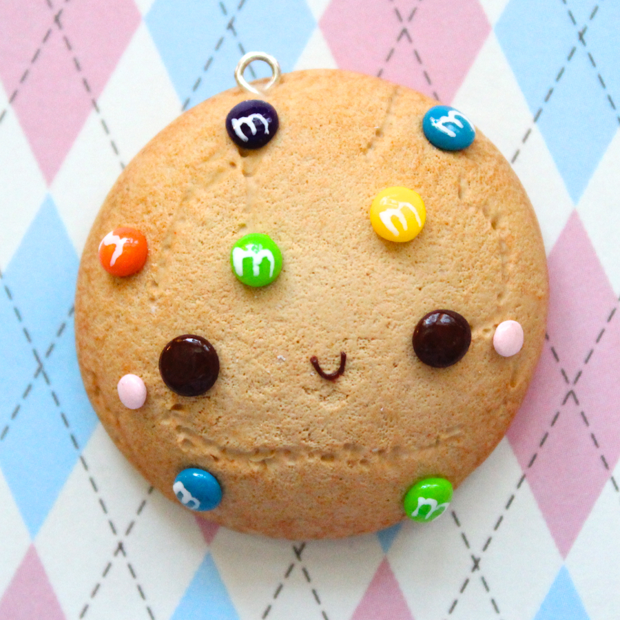 Kawaii polymer clay charms google search polymer clay for Easy clay ideas