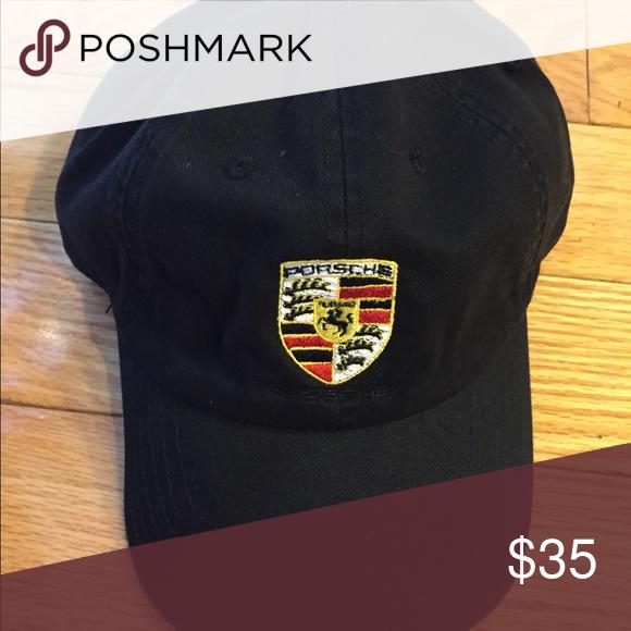 a260de368a3 Porsche hat Porsche logo