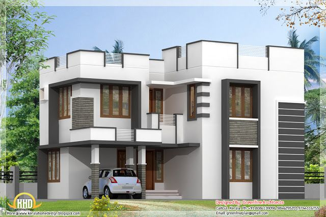 Two Floor Houses with 3rd Floor Serving as a Roof Deck | nice ...