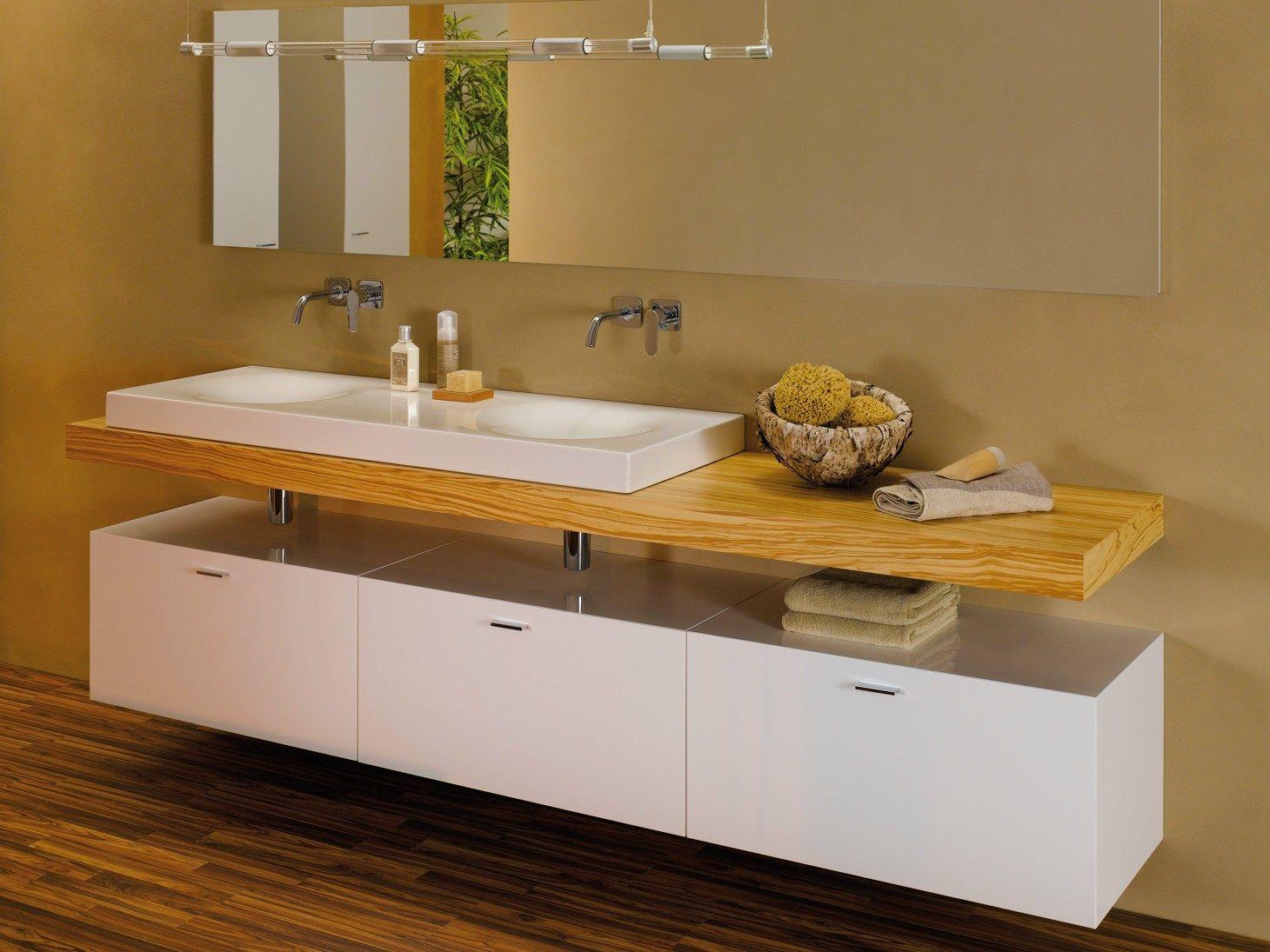 meuble pour salle de bain suspendu avec tiroirs betteroom auszugs collection meubles pour salles