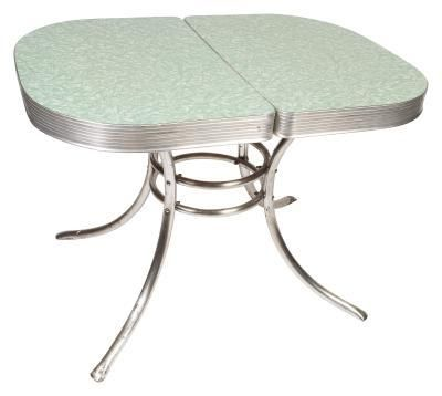 How To Restore 1950s Chrome Kitchen Table Amp Chairs For