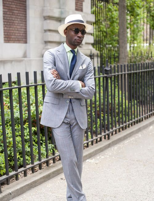 Real People Dressing Down A Suit Open Any Mens Fashion Looks