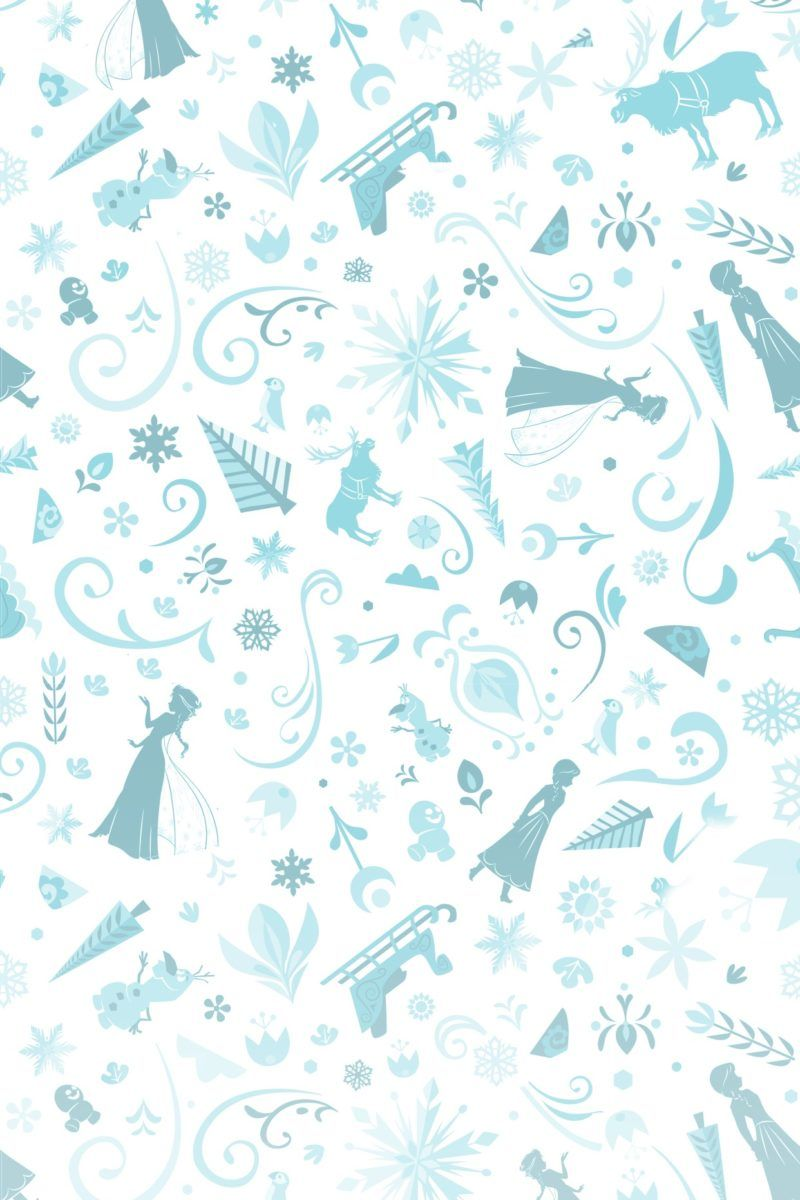 These Frozen Wallpapers Will Definitely Make Your Phone Even