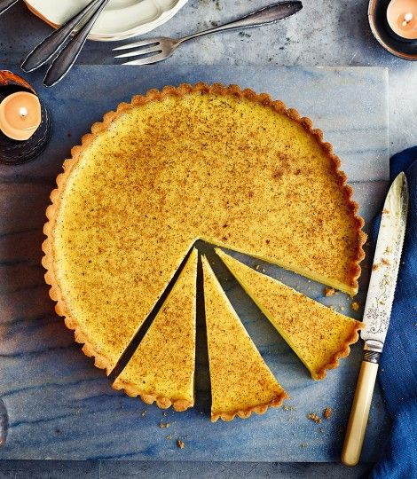 Custard Tart Recipe Delicious Magazine Recipe Custard Tarts Recipe Custard Tart Tart