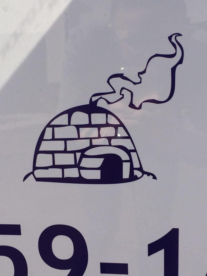 #vehiclegraphics #vehiclewraps #vehiclelettering #installationservices #vehiclegraphicsdesigns #SignaramaColorado #Signs #colorado cut purple vinyl graphics for Polar Gas