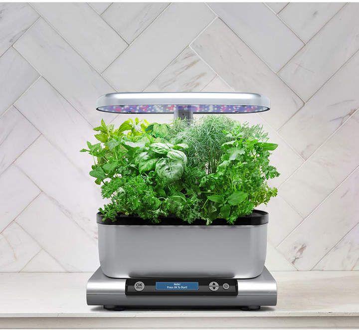 Aerogrow Aerogarden Harvest 6 Pod Smart Countertop Garden 400 x 300