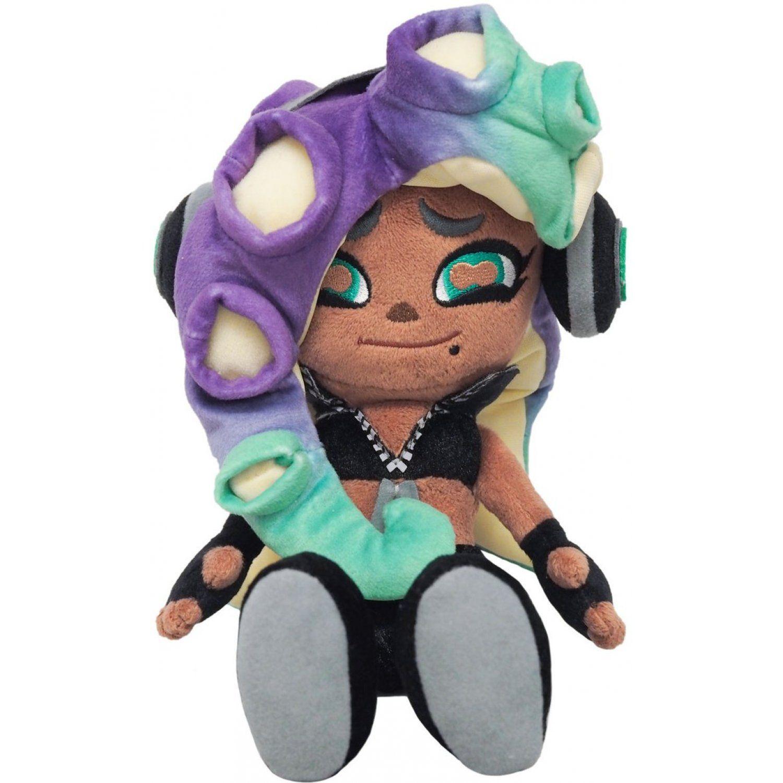 "Splatoon 2 Inkling Squid Judd Plush Soft Toy Stuffed Animal Doll 6/"""
