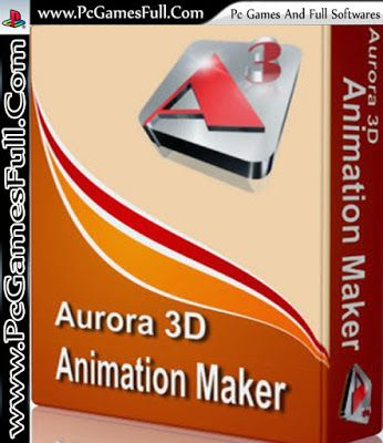 Aurora 3d Animation Maker Download Full Version Free For Pc Games And Softwares Animation Maker 3d Animation Animation