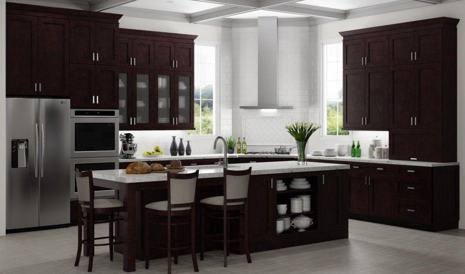 Gallery - Hampton Bay Designer Series - Designer Kitchen ...