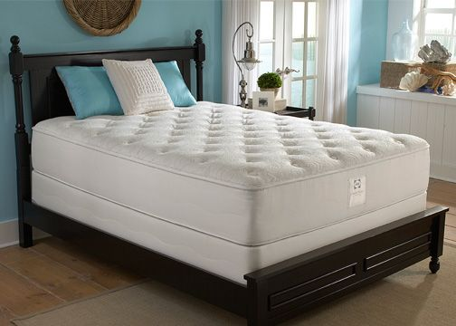 California latex foam mattress