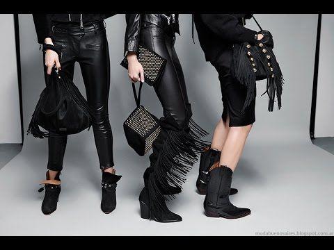 709950a4f54 Botas y Botines Otoño  Invierno 2016 2017  Zapatos de moda para Mujeres -  YouTube