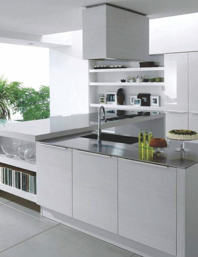 Modular Kitchen Design and Style Suggestions in 2020 ...