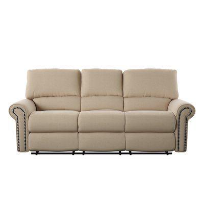 Wayfair Custom Upholsterya Cory Reclining Sofa Body Fabric