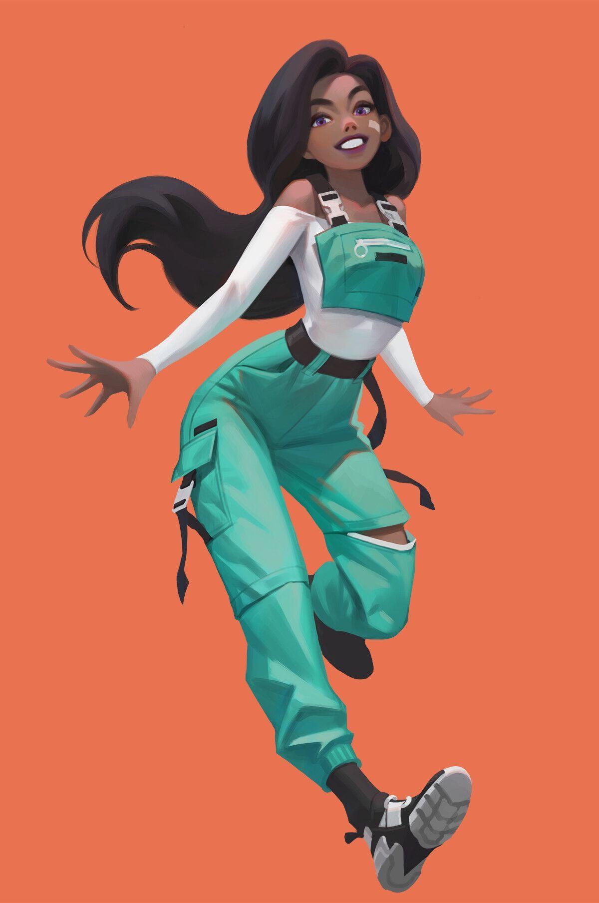 Photo of Original Character, JINWU _ – Gladys