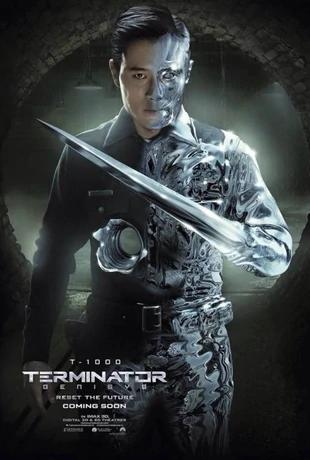 T 1000 Genisys Villains Wiki Fandom Powered By Wikia Terminator Free Movies Online Movies