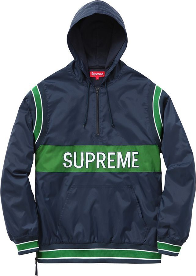 41b6a61e741c The outerwear range for Supreme s Spring Summer 2015 collection is an  eclectic one