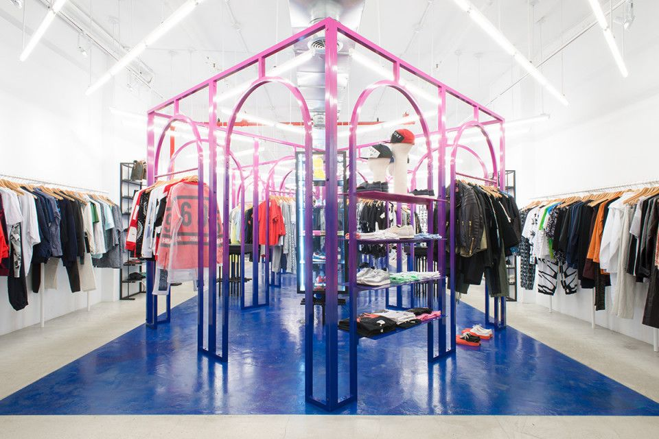 Highsnobiety S Guide To The Best Fashion Stores In Nyc Clothing Stores Nyc Fashion Store Nyc Clothing Stores