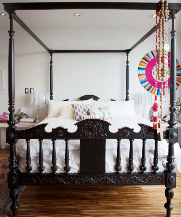 Novogratz design turned bed