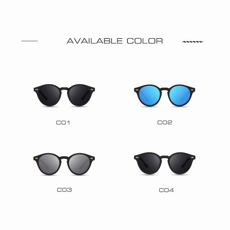 2fd8eb07597 AOFLY Oval Sunglasses Polarized Women s Classic Brand Mirror Design  Sunglasses for Summer Men Style Oculos de