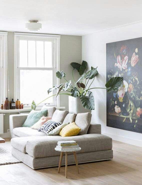 Inspiratie schilderij - Woonkamer   Pinterest - Inspiratie ...